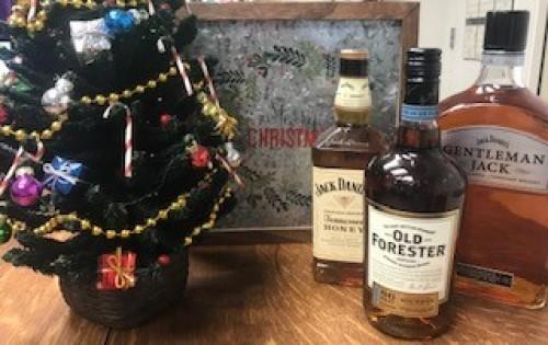 Whiskey Trio!